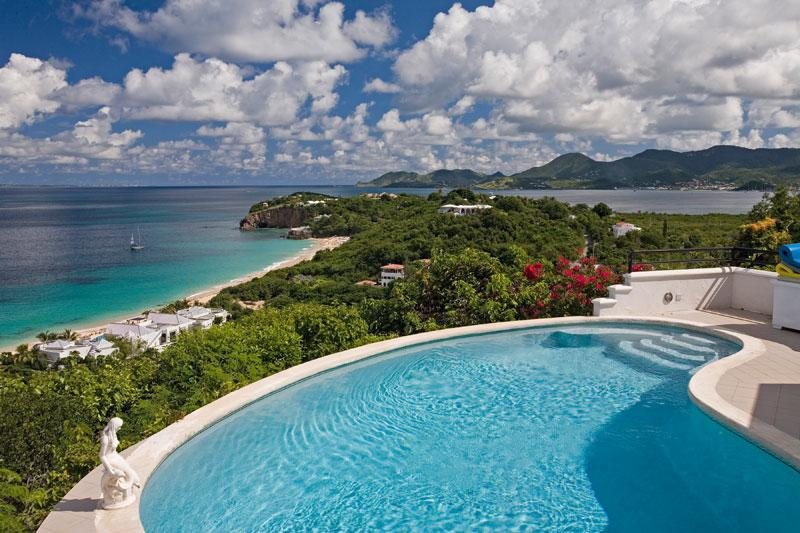 Villa Ait Na Greine, Place in the Sun - Mont Rouge, Saint Maarten - Image 1 - Baie Rouge - rentals