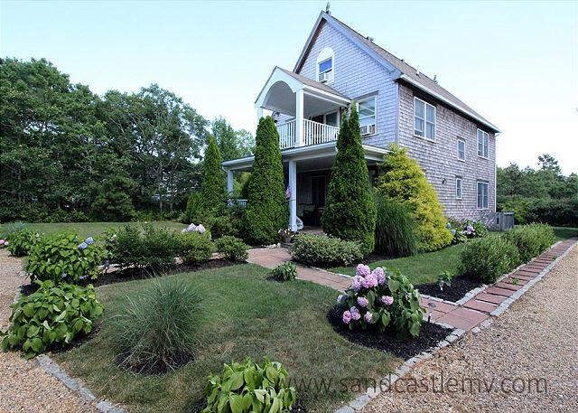 Three story colonial near South Beach - Image 1 - Edgartown - rentals