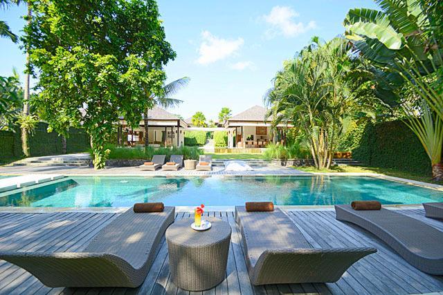 Villa Bengawan | 5 bdrm | Luxury villa near beach - Image 1 - Canggu - rentals