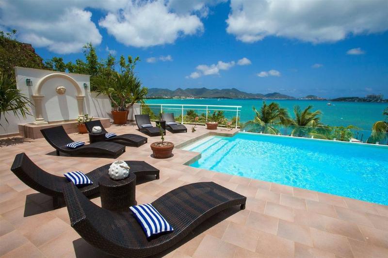 Speranza - Terres Basses, Saint Maarten -Private Pool, Oceanview - Image 1 - Terres Basses - rentals