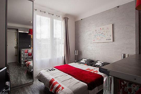 Sejour - studio Apartment - Floor area 16 m2 - Paris 5° #10511933 - Paris - rentals