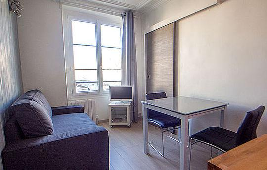 Sejour - 1 bedroom Apartment - Floor area 23 m2 - Paris 5° #2057013 - Paris - rentals