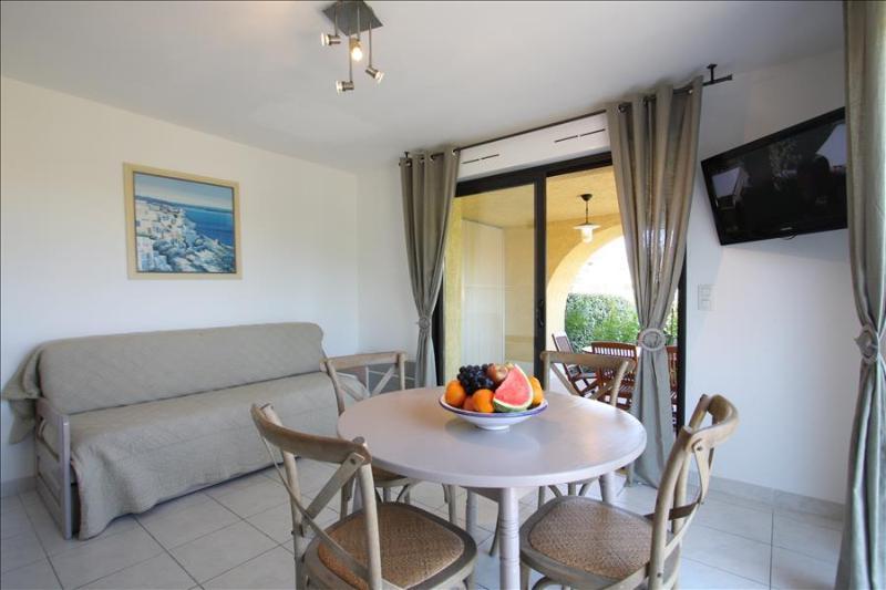 """Bel Appartement """"olivier"""" très spacieux avec grand jardin privatif à 5min des plages - Image 1 - Calvi - rentals"""