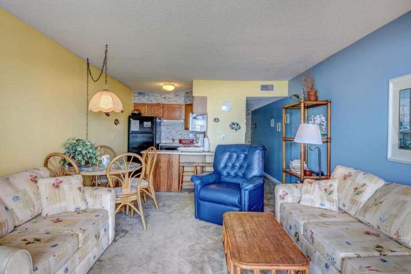 Living Area - Topsail Dunes 1107 -1BR_6 - Sneads Ferry - rentals