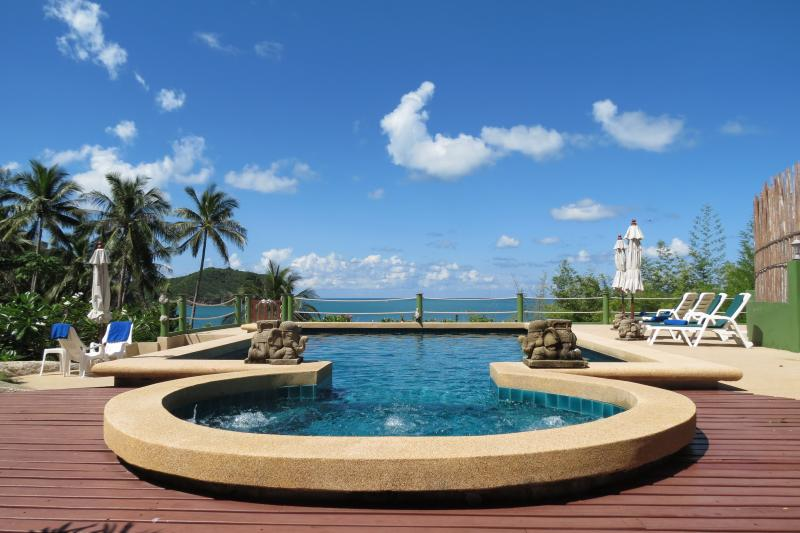 Beautiful 10m x 5m swimming pool - Dee Dee Villa Retreat - Koh Phangan - rentals
