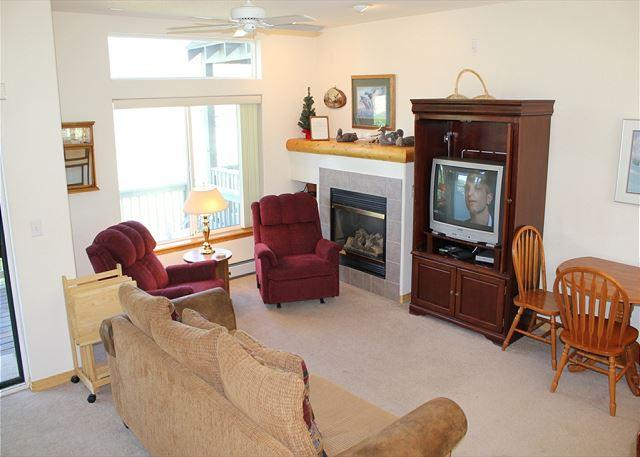 BRR120C Attractive Townhouse with Garage, Wifi, Fireplace, and Pet Friendly - Image 1 - Silverthorne - rentals