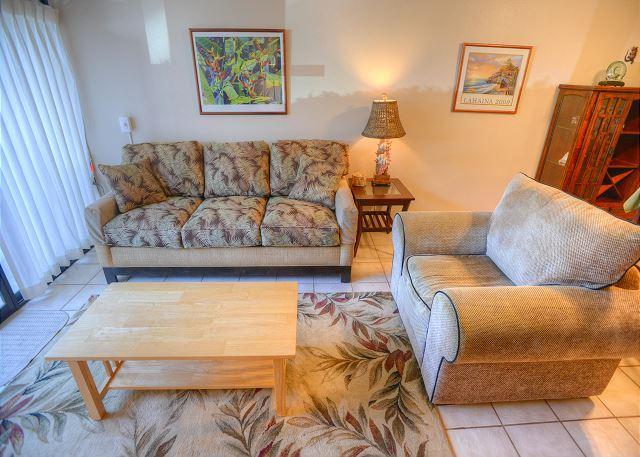 Ground-Floor Two-Bedroom Condo Close to Kamaole Beach I - Image 1 - Kihei - rentals