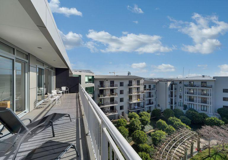 4th floor penthouse apartment - Quiet 2 Bedroom Penthouse Apartment Viaduct Area of Auckland City - Auckland - rentals
