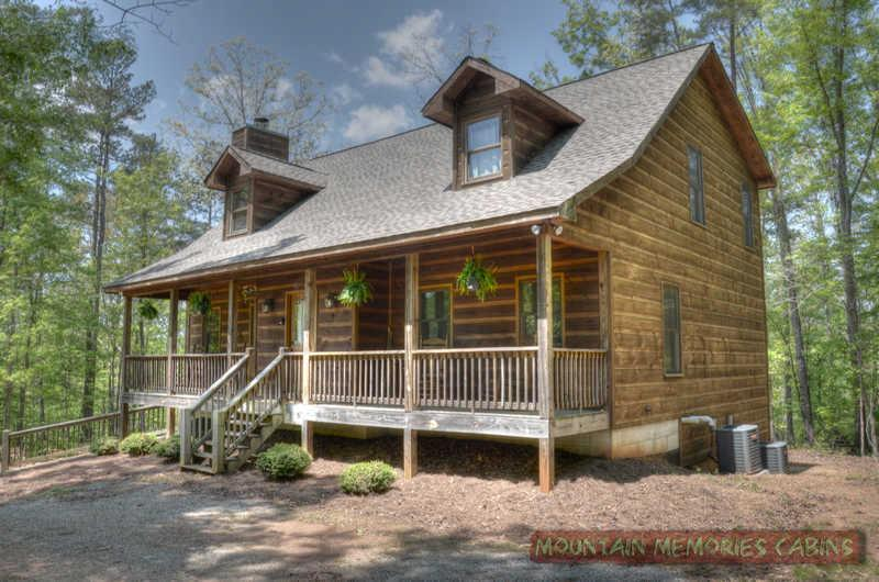 Star Seasons Retreat Cabin - Star Seasons Retreat  Coosawattee  Hot Tub - Ellijay - rentals
