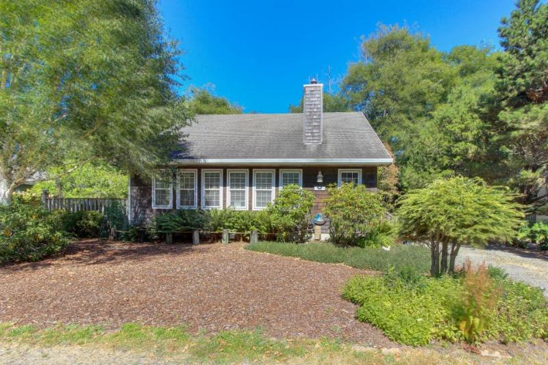 Cozy and welcoming dog-friendly home in Neskowin - 75 yards from the beach - Image 1 - Neskowin - rentals