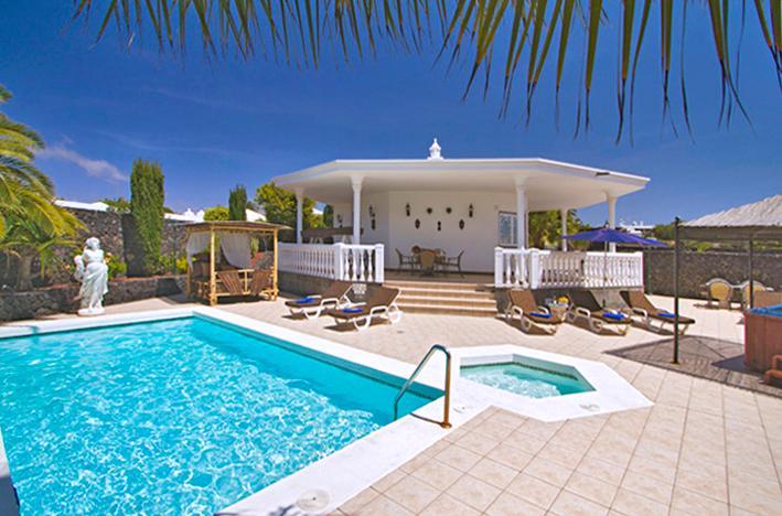 Villa Duenas - Image 1 - Lanzarote - rentals