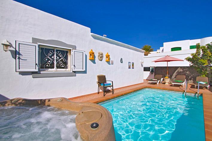 Villa Morgado - Image 1 - Lanzarote - rentals