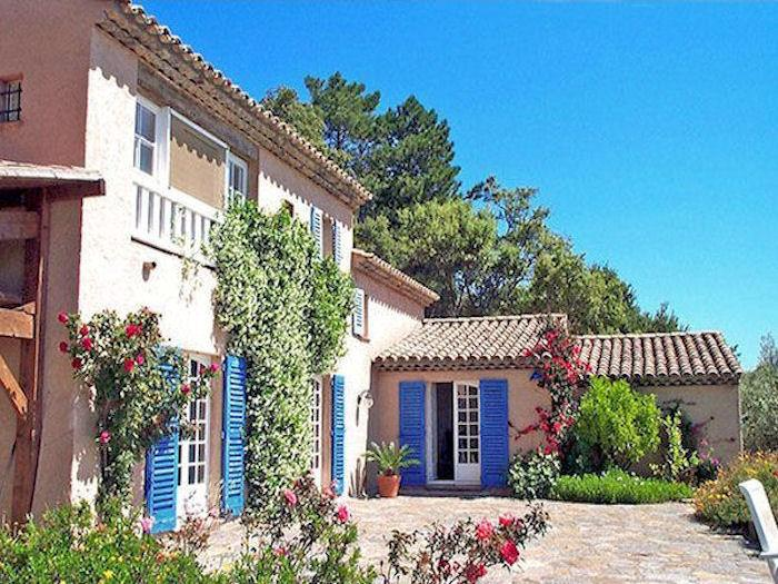 La Garde Freinet Var, Large villa 13p. private pool, 10 km from the Gulf of St - Image 1 - La Garde-Freinet - rentals