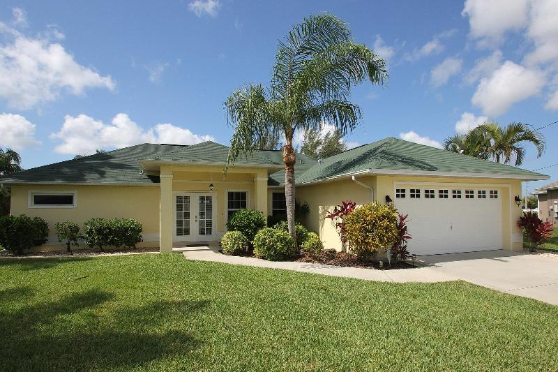 Street View - Villa Sunny Side Up - Cape Coral - rentals