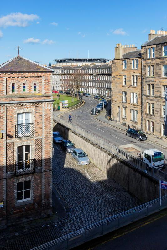 City Centre view - 43-14 Gardner's Crescent - Edinburgh - rentals