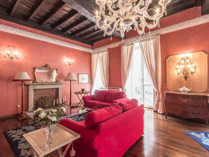 Spanish Steps Luxury Apartment - Image 1 - Rome - rentals