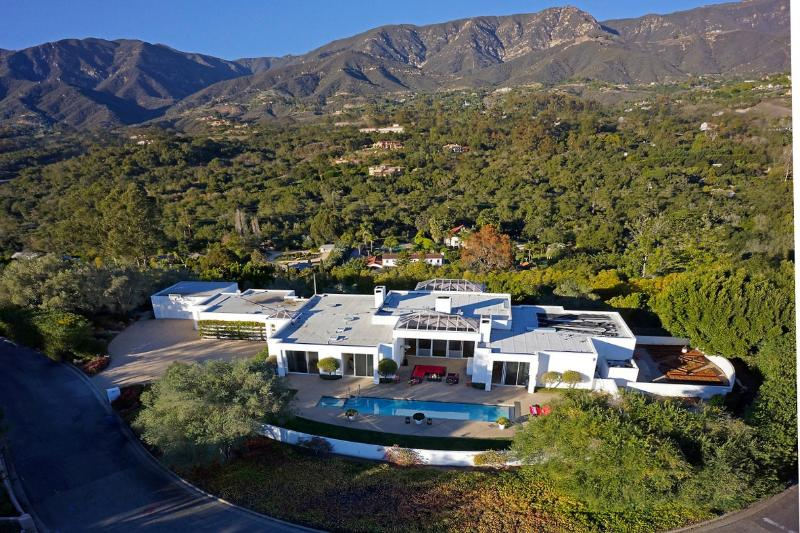Breathtaking location - Villa Blanca - Montecito - rentals