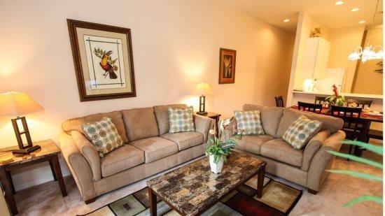 3 Bedroom 2 Bath First Floor Condo Next to Pool. 603LL - Image 1 - Orlando - rentals