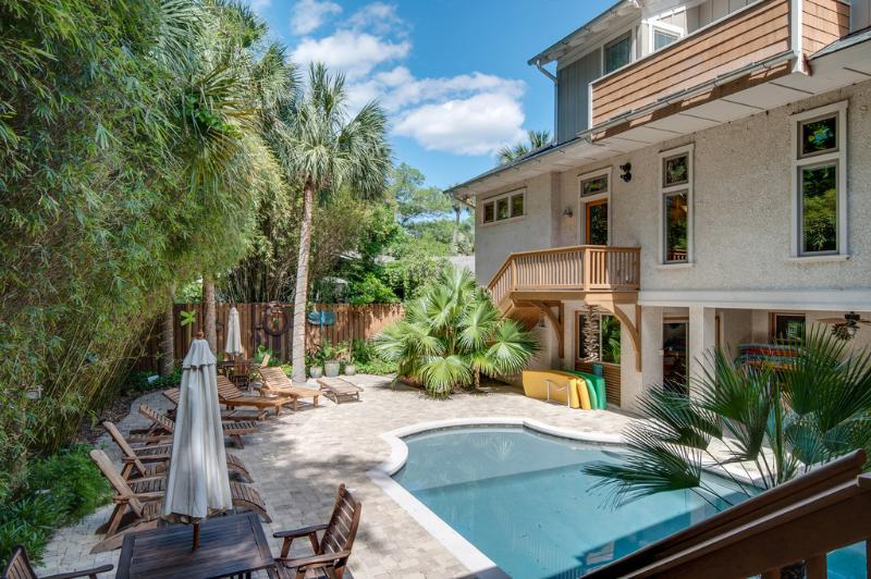 Most INCREDIBLE Beach Home-7BR/5.5-Booking 2015/16 - Image 1 - Hilton Head - rentals