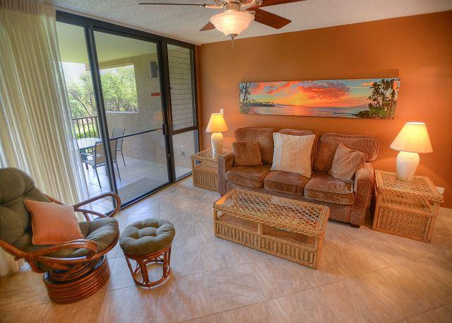 FALL SPECIALS! Renovated Kamaole Sands 1-Bedroom Condo with Extended Lanai - Image 1 - Kihei - rentals