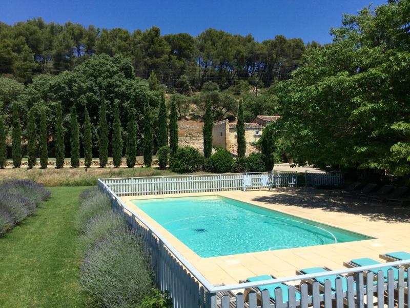 Pool - 12 x 6.5 metres - Charming country property with pool and tennis - Aix-en-Provence - rentals