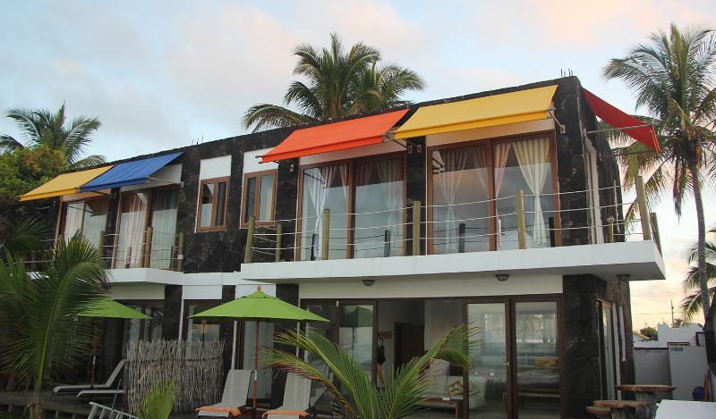 Mi Playa, Vacation Rental - Beach Front Ocean View, Mi Playa-Isabela,Galapagos - Puerto Villamil - rentals