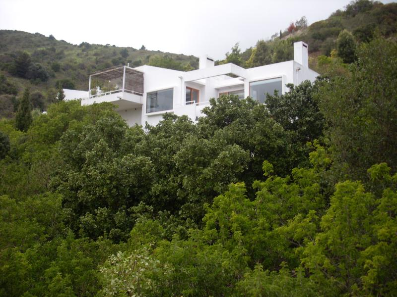 modern comfort in private native forest close to the sea - Wonderful House in Zapallar Chile - Zapallar - rentals