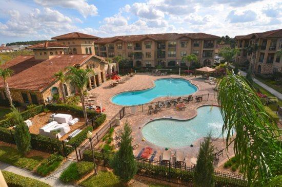 2 Bedroom 2 Bath Condo in Bella Piazza Resort. 901CP-711 - Image 1 - Orlando - rentals
