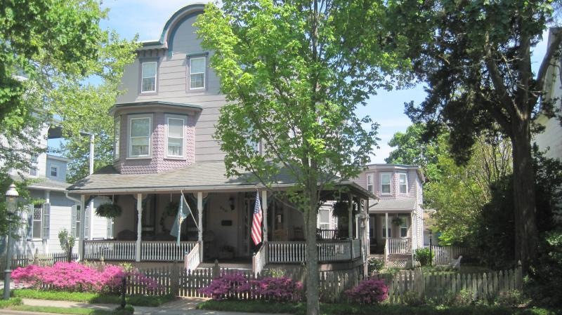 The Blake House located on Historic Hughes Street - The Blake House Apts on Historic Hughes Street - Cape May - rentals