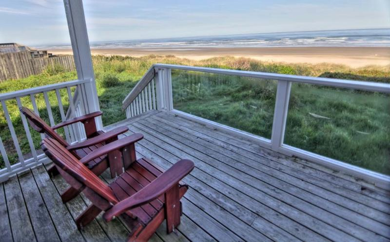 Oceanfront Home Every Room has a View! - Image 1 - Waldport - rentals