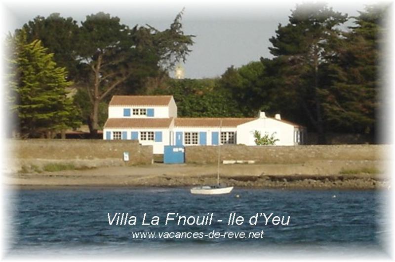 Villa La F'nouil - Ile d'Yeu - Villa La F'nouil - Ile d'Yeu - Ile d'Yeu - rentals