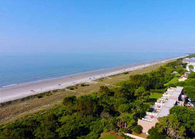 Ocean Club 43 - Oceanfront 1st Floor Flat - Image 1 - Hilton Head - rentals