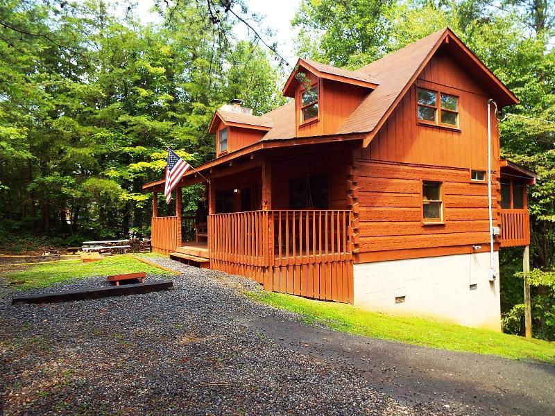 Smoky's Cabin Fever - Image 1 - Gatlinburg - rentals