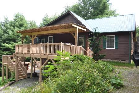 Welcome to Manna Cabin! - Manna Cabin - Fleetwood - rentals