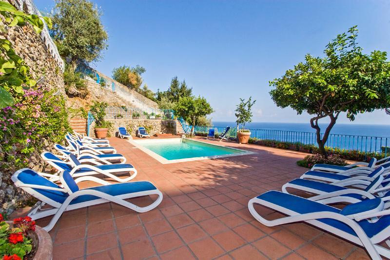 Villa Stella, Sleeps 12 - Image 1 - Amalfi - rentals