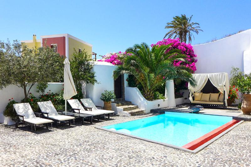 Mansion Sophia, Sleeps 4 - Image 1 - Megalochori - rentals