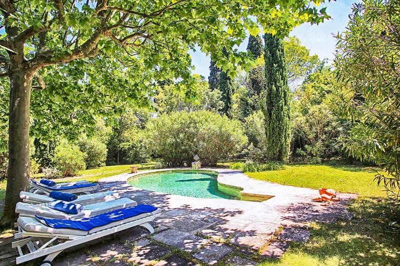 Villa Boulbon, Sleeps 11 - Image 1 - Avignon - rentals