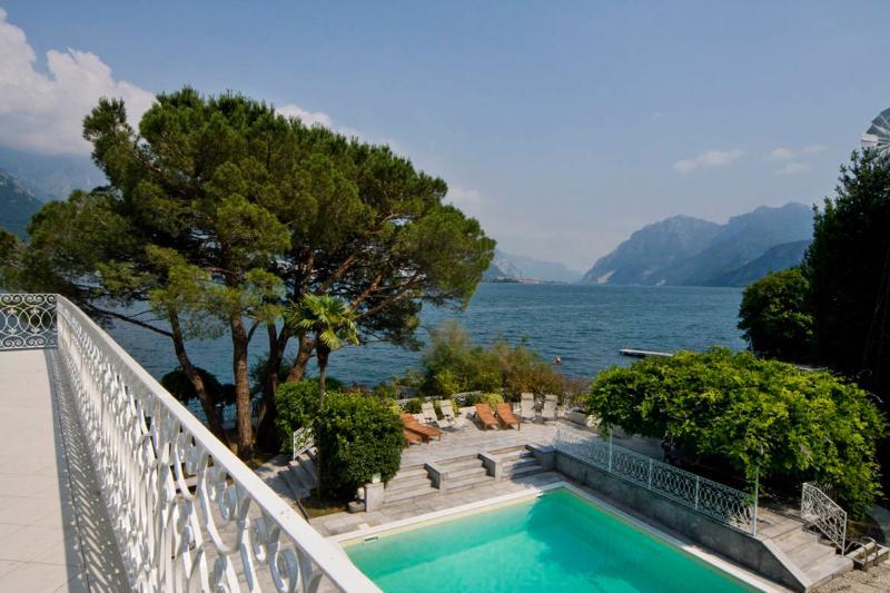 Villa Bianca, Sleeps 14 - Image 1 - Oliveto Lario - rentals