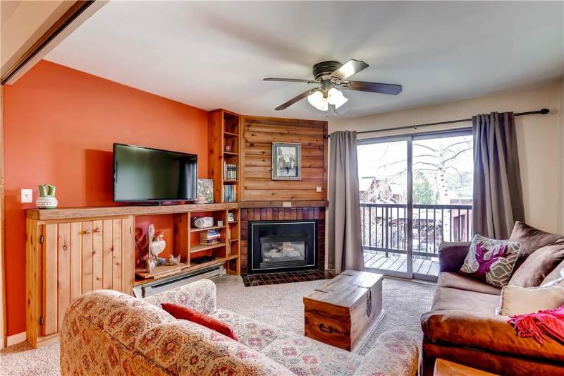 Timber Run 404A - Image 1 - Steamboat Springs - rentals