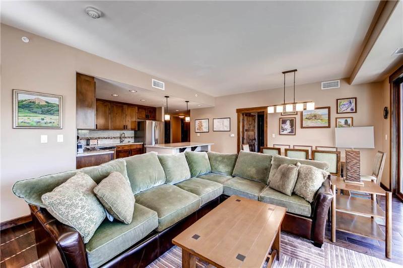 Trailhead Ldg 2126 - Image 1 - Steamboat Springs - rentals