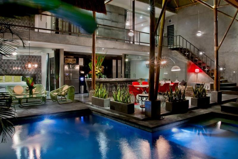 Esha Villa By Bali Villa Rus -EAT STREET IN CENTAL SEMINYAK & CLOSE TO THE BEACH - Image 1 - Seminyak - rentals