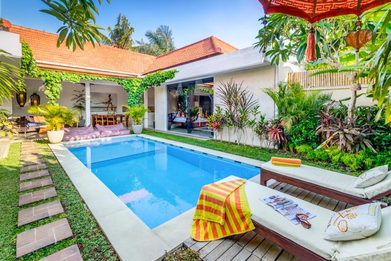 Villa Eshina II By Bali Villas Rus -EAT STREET VILLA IN CENTRAL SEMINYAK - Image 1 - Seminyak - rentals