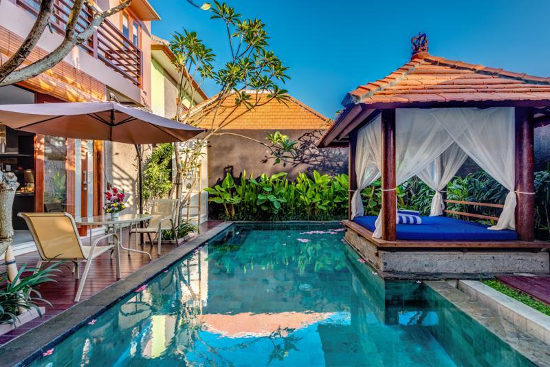 Omah Mutiara I By Bali Villas RUS - MODERN VILLA CLOSE TO SEMINYAK - Image 1 - Seminyak - rentals