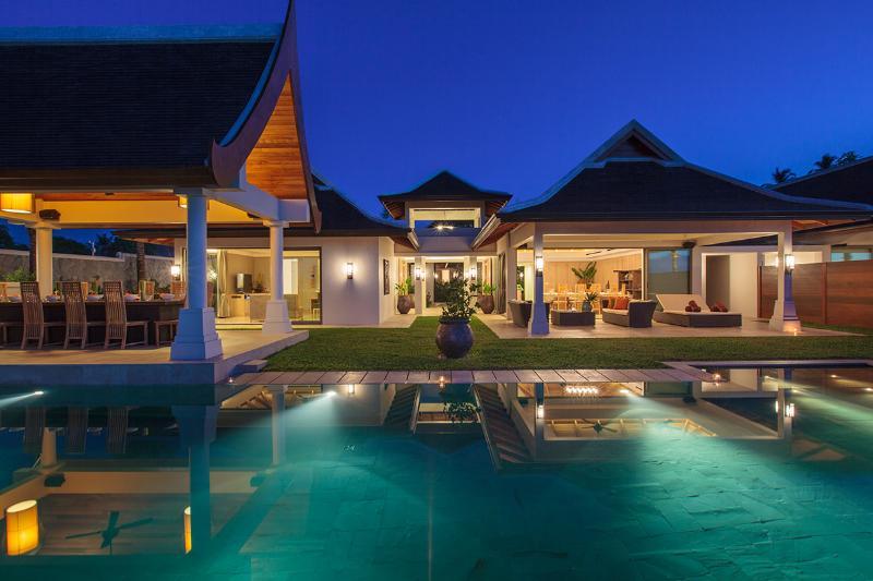 Villa Wayu, Sleeps 14 - Image 1 - Mae Nam - rentals