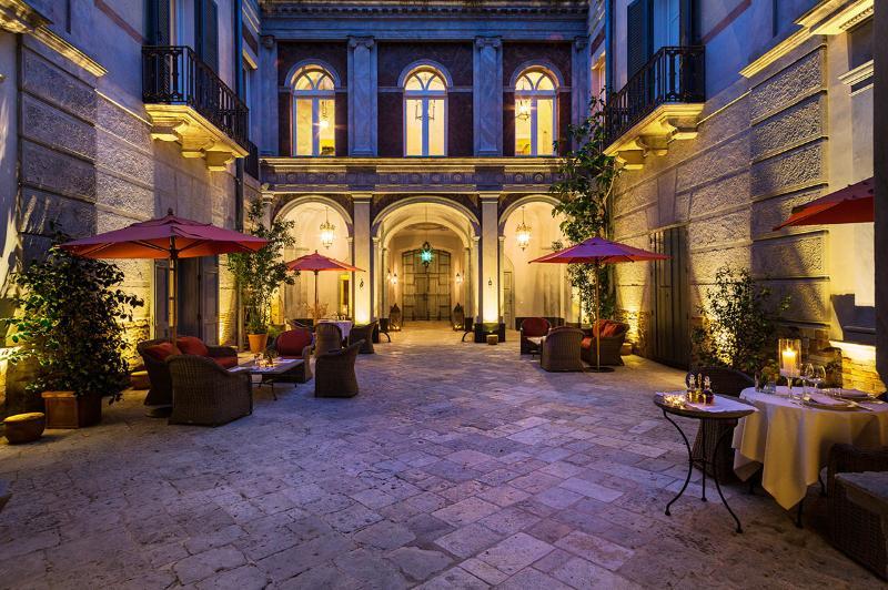 Palazzo Margherita, Sleeps 25 - Image 1 - Bernalda - rentals