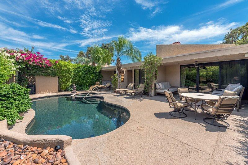 Sundance Resort Two Bedroom #845 - Image 1 - Palm Springs - rentals