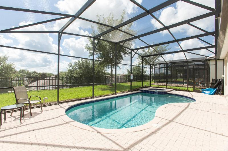 Unobstructed views for miles as rear neighbors are down low making for increased privacy. - Mickeys Masterpiece in Windsor Hills - Kissimmee - rentals