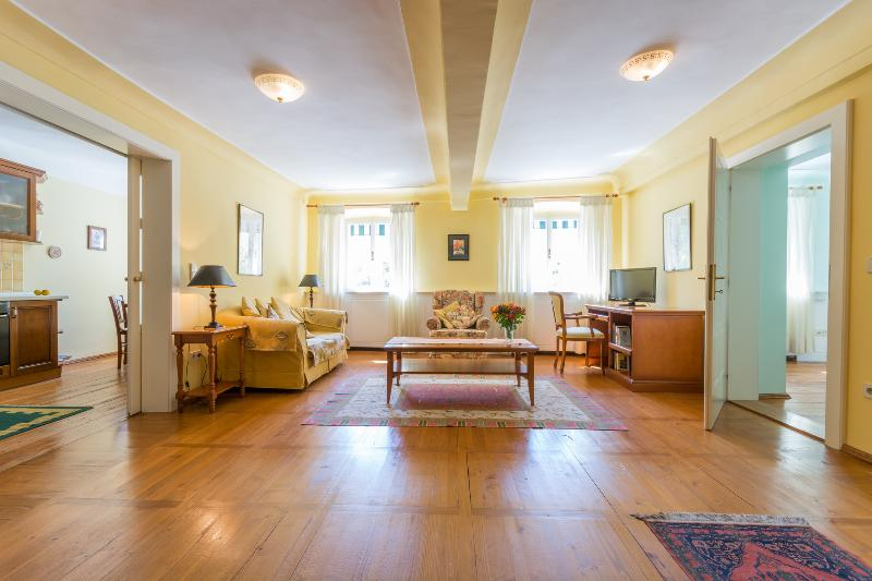 Bright, spacious, homey and comfortable, what more could you ask for?! - 1-bedroom Wollfova Street Apartment Julia - Ljubljana - rentals