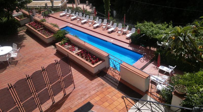 Giglio shared pool area - GIGLIO - Atrani - Ravello - Amalfi Coast - Ravello - rentals