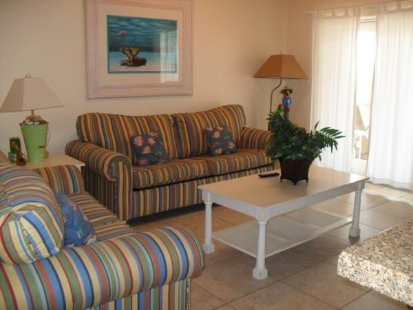 LAS VERANDAS #108: 2 BED 2 BATH - Image 1 - South Padre Island - rentals